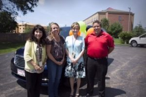 Doctors' Day Project - Van for LifeHouse Crisis Maternity Home